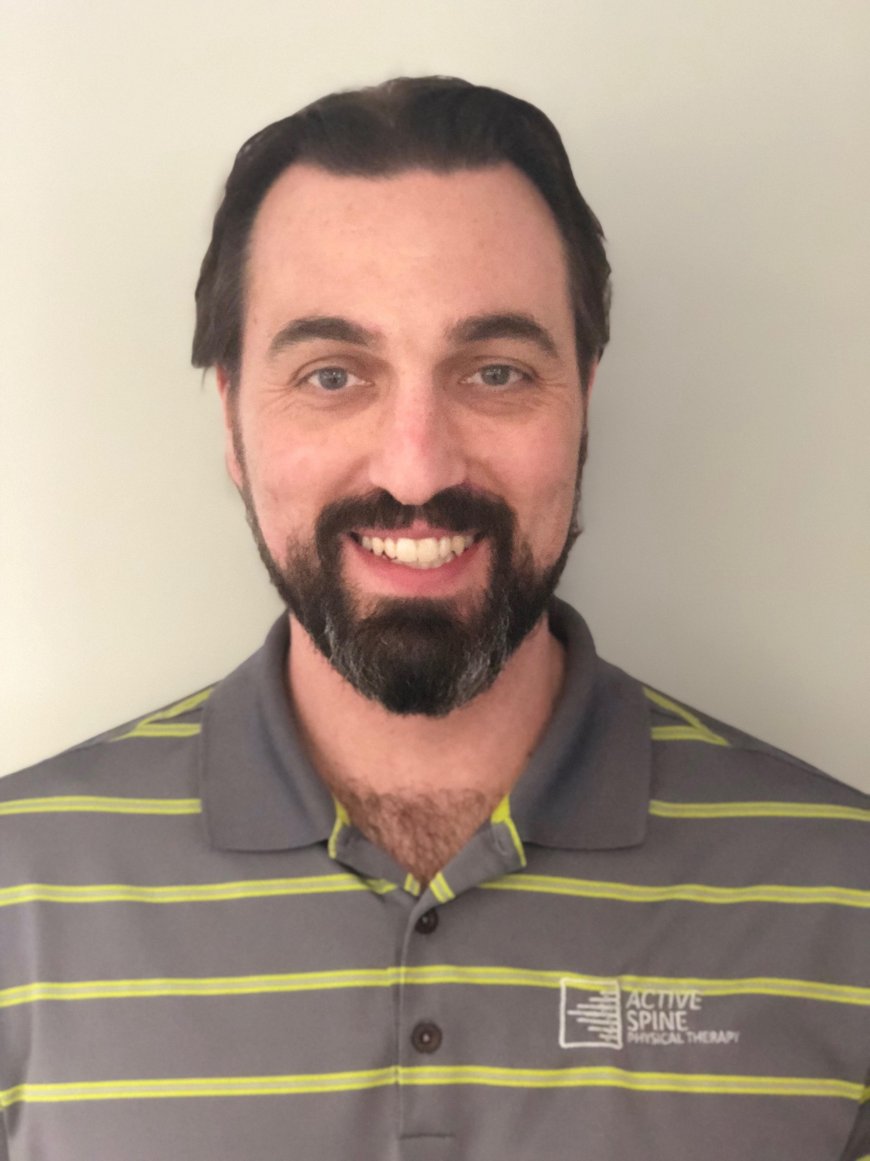 Nick Muchowicz, PT, MPT